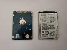 *LOT OF 2* 500GB Laptop SATA Hard Drive 7200RPM HTS725050A7E630