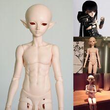 Cool 1/4 SD BJD Male Doll Blank Body With Elf  Ear DIY high quality Gift