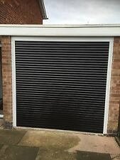 Full Insulated Electric Roller Shutter Door Fully Installed By Experts All Inc