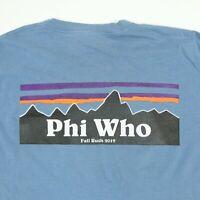 Phi Who Phi Kappa Theta Frat T-Shirt Pata gon ia Parody Theme Comfort Colors