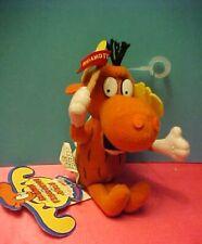 Rocky & Bullwinkle & Friends Bullwinkle Plush Cvs Keychain Stuffins