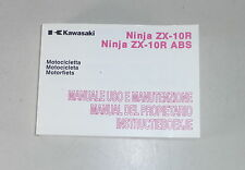 Manuale di istruzioni/manuale/Manual/Instructie KAWASAKI NINJA zx-10 R da 12