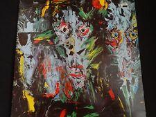 "Alien Sex Fiend ""IT - The Album"" Original LP. 1st edition w/inner-sleeve. RARE !"
