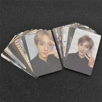Kpop NCT NCT127 Regular Irregular Photo Cards Album Autograph Photocard Gifts