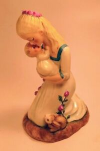 """Goebel Byj 36 Mother and Child 8.5"""" Excellent No Crazing etc"""