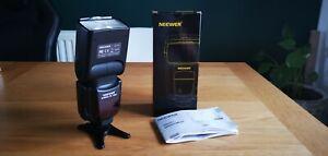 Neewer Speedlite 750 II i-TTL Flash Kit for Nikon Brand New