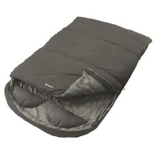 Outwell Creek  Lux Double Sleeping Bag Camping RRP £79.99