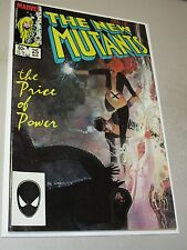 The New Mutants #25 (1985) High Grade cameo first appearance of Legion, TV show