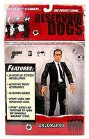 Reservoir Dogs Mr Orange Action Figure by Mezco Toys NIB Tim Roth 2001