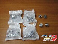 2011-2017 Dodge Charger Police Wheel Center Cap Lug Nuts Set of 20
