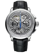 MAURICE LACROIX MP6028-SS001-001-1 MASTERPIECE CHRONOGRAPH SKELETON