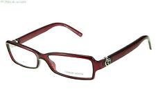 GIORGIO ARMANI occhiali da vista eyewear donna GA817 SPD 55/16 Metallo bordaux vSiZuGSA1