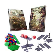 Mantic Games BNIB Reyes De Guerra Deluxe Gamer's Edition mgkw02