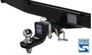 Hayman Reese Heavy Duty Towbar & ECU Wiring Kit AUDI Q5 SUV FY 17-ON 03225RW