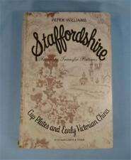 Staffordshire Romantic Transfer Patterns Book Petra Williams Transferware (O)
