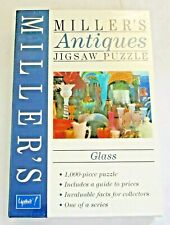 Miller's  Antiques 1000pc Jigsaw Puzzle - Glass