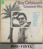 "VINTAGE ROY ORBISON ""ROY ORBISON'S GREATEST HITS"" VINYL LP Vg Con"