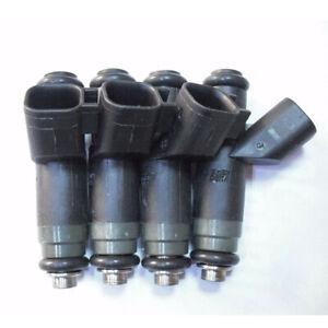 Set of 4 MFI Fuel Injector for CHRYSLER PT CRUISER SEBRING DODGE 2004-2010 V6 l4