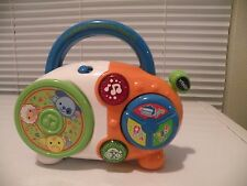 VTech Spinning Tunes Music Player Kids Toy