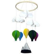 Baby Crib Mobile Nursery Decor Toy Newborn Infant-Bassinet Pack n Play Balloon