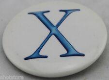 Apple Mac OS X Button Pin Computer Pinback Badge Vintage