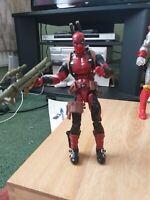 Deadpool Marvel Legend With Rocket Launcher Rare