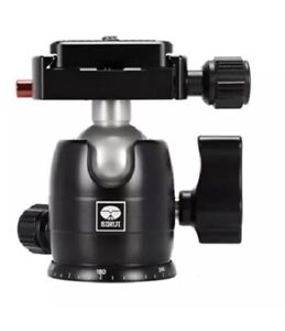 Sirui B-00 Aluminum Mini Ball Head, 11 lb Capacity, Black #B00K