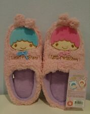 Little Twin Stars Plush Slippers 28cm for Adult