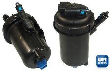 Ölfilter Komplett UFI 55.143.00 Fiat Ducato 2.3 JTD Von 2005