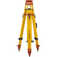 """Forestry Suppliers Heavy-Duty Wood/Fiberglass 5/8"""" x 11 Tripod with Dual Quic..."""
