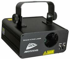 JB Systems Space-4 MK2 LASER 50mW Grün Showlaser DMX DJ PA Fernbedienung