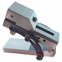 Accusize Industrial Tools 5 by 0.0002 Precision Screwless Sine Vise Ba66-0420