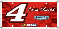 #4 Kevin Harvick Signature Series Souvenir License Plate SS0414WH