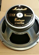 2 x Celestion Marshall Vintage 30 cm / 12in Speaker T3896B 8 Ohm Made in UK