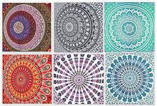 Indian Tapestry Wall Hanging Mandala Twin Hippie Bedspread Gypsy Art Decor Throw