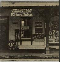 ELTON JOHN Tumbleweed Connection 1977 UK VINYL LP + BOOKLET  EXCELLENT CONDITION