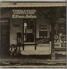 Elton John Tumbleweed Connection 1977 Uk Vinilo Lp + Folleto Excelente Estado