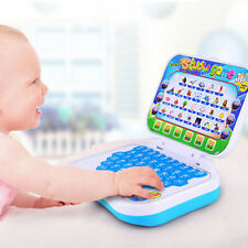 Laptop Learning Study Toy Baby Educational Kids Game Develop Skill Toddler Gift