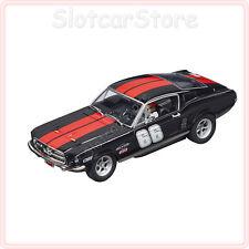 "Carrera Evolution 27553 Ford Mustang GT ""No. 66"" 1:32 miniatura auto"