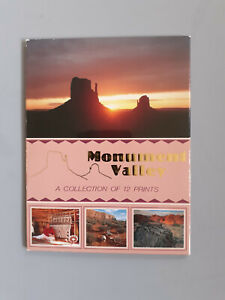 Collection of 12 Postcards of Monument Valley, Arizona USA - New/Unposted