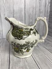 More details for ridgway 'windsor' staffordshire england - large jug pitcher
