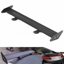 Universal Lightweight Aluminum Adjustable Car Rear Racing Spoiler Wing CNC
