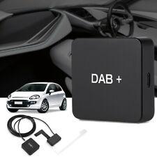 DAB Box Externe Radio Antennentuner FM Übertragung USB FürAutoradio Android P6D9