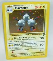 Rare Holo Pokemon Card Magneton  9/130 1999-2000 Wizards