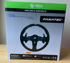 Fanatec CSL Elite Steering Wheel P1 for Xbox, PC and PS4.