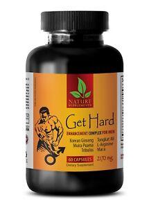 sexpill for men - GET HARD HUGE LONG DICK PILL - delay ejaculation 1 Bottle