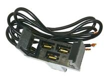 Parts Master 84005 3-Wire Headlight Dimmer Switch Pigtail Connector