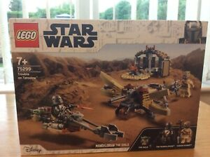 LEGO Starwars 75299  Trouble on Tatooine Brand new and sealed