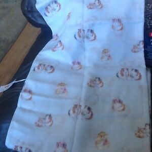 WRENDALE  Guinea pig Scarf New with Tags