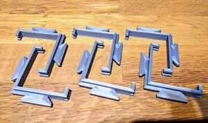 Bricklaying Profile line clips x6